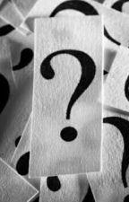 Perguntas & Perguntas. by LeticiaRodrigues733