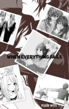 When everything fails x Aarmau x by WhenRandomComes
