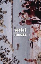 SOCIAL MEDIA (  harry potter universe  )  by badassbadger