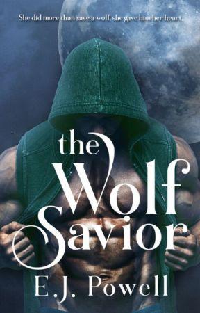 Saving the Wolf (Novel) by BloodyRoseThorns