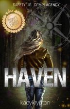 Haven | Wattys 2019 by kacykrypton