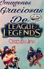 Imágenes graciosas de League of Legends by Lady-Jinx