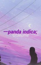 Panda Indica  by taeume