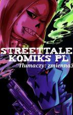 StreetTale Komiks PL by Nevermore100040