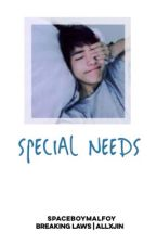 SPECIAL NEEDS || k. sj ; k. th by spaceboymalfoy