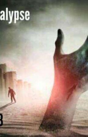 zombie apocalypse by ZoelArel3