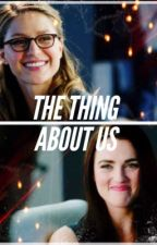 The Thing About Us by writingforthegays