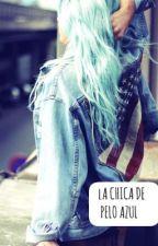 LA CHICA DE PELO AZUL by dreams22513