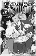 la galería estupida by alexthewolfi
