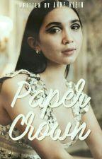 paper crown; rilaya  by babxcakes