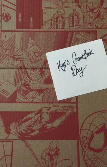 Kay's Comic Book Day