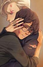 Harry e Draco descobrem os segredos do universo by temporaryflix