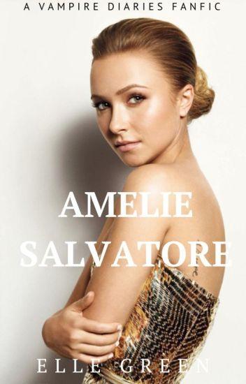 Amelie Salvatore (TVD-story...)