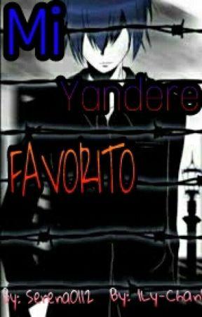 Mi Yandere Favorito ((MikuxKaito)) by SERENYXD
