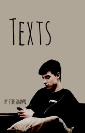 Texts/Shawn Mendes by stfushawn