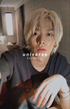 universe   jimin by straychans