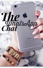 The Whatsapp Chat✔️ #Wattys2017 by The_Writer_Girls