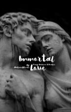 Immortal love| p.jackson by MadsandBrooks