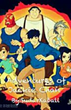 The adventures of Jackie Chan by SudarKabali-SK