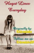 HUGOT LINES EVERYDAY by Khionalabs03