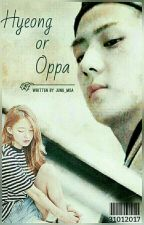Hyeong or Oppa by jung_msa