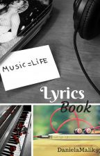 Lyrics Book 2 by DanielaPripasu97