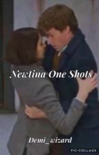 Newtina One Shots  by demi_wizard_