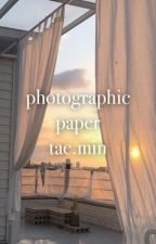 photographic paper ; tae.min by 17REtro