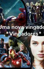 Uma nova vingadora *Vingadores* by fernandafarceroli