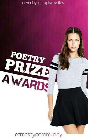 POETRY PRIZE AWARDS[closed] by earnestycommunity