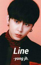 LINE •Yong Junhyung• by yongzka