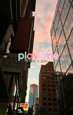 playtime ☆ chanbaek by Gaabrela