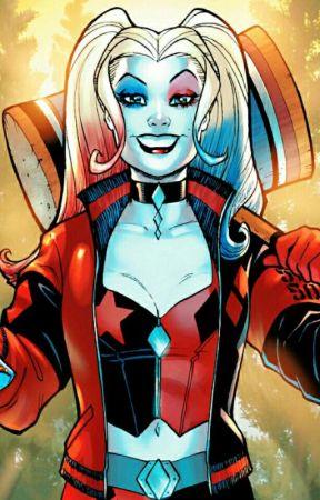 Harley Quinn [TERMINER] by Hjbatou