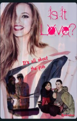 Jade and Sam- Is it love? ~JAM fan fic~