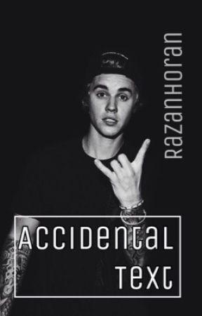 Accidental Text || Jason McCann ✔️ #Wattys2017 by RazanHoran