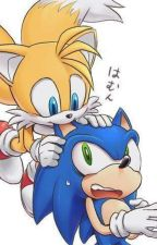 Sonic x Tails - Sonails (Yaoi) by Misora14