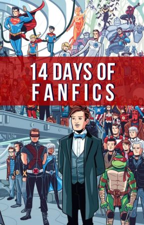 14 Days of Fanfics by Mrs_BuckyBarnes