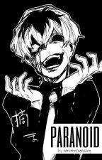 paranoid → yoonkook by baekthekkaebsong