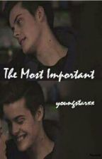 the most important/ Chris P. Eva  by youngstarxx