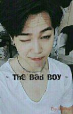 ~ The Bad Boy ~ Park Jimin by -Nefey-