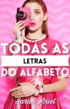 Todas as Letras do Alfabeto by Sahariel-