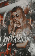 Alien Invasion [Graphic Shop 2.0] by perseaphone