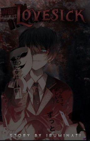 LoveSick » Yandere Brother x Reader by MysteriousNekoKun