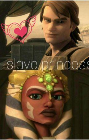 slaves princess  by ahsokaskywalker059