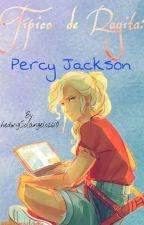Percy Jackson y el típico de  rayita by hedwigSolangelo2610