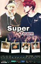 Super Team by NoraElmasry