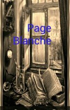 Page Blanche by mayou82