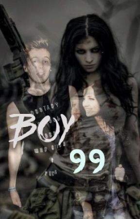 Boy 99 {Zombae Love Story} Dutch by romyQueen