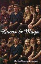 El Mejor Amigo De Mi Hermano - Lucas & Maya (Lucaya) by Huckleberry-TheBomb