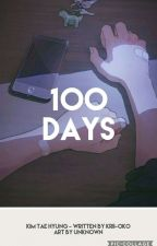 100 days by chimchimspinky